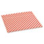 Bagcraft Grease-Resistant Paper Wrap/Liners, 12 x 12, Red Check, 1000/Box, 5 Boxes/Carton Thumbnail 3