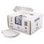 Inteplast Group Ice Bag, 12 x 21, 10lb Capacity, 1.5mil, Clear/Blue, 1000/Carton Thumbnail 3