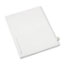 Avery® Individual Legal Dividers Style, Letter Size, Avery-Style, Side Tab Dividers, #3, 25/PK Thumbnail 2