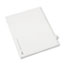 Avery® Individual Legal Dividers Style, Letter Size, Avery-Style, Side Tab Dividers, #4, 25/PK Thumbnail 2