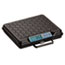 """Brecknell Portable Electronic Utility Bench Scale, 100 lb. Capacity, 12"""" x 10"""" Platform Thumbnail 3"""