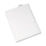 Avery® Individual Legal Dividers Style, Letter Size, Avery-Style, Bottom Tab Dividers, EXHIBIT D, 25/PK Thumbnail 2