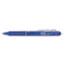 Pilot® FriXion Clicker Erasable Gel Ink Retractable Pen, Blue Ink, .7mm Thumbnail 1