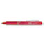 Pilot® FriXion Clicker Erasable Gel Ink Retractable Pen Red Ink, .7mm Thumbnail 1