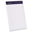Ampad™ Gold Fibre Ruled Pads, Jr. Legal Rule, 5 x 8, White, 4 50-Sheet Pads/Pack Thumbnail 1