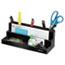 "Fellowes® Designer Suites Desktop Organizer, 11 1/8"" x 5"" x 3 7/8"", Black Pearl Thumbnail 1"