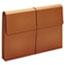 Pendaflex® Expanding Wallet, 3 1/2 Inch Expansion, 12 x 18, Brown Thumbnail 3