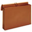Pendaflex® Expanding Wallet, 3 1/2 Inch Expansion, 12 x 18, Brown Thumbnail 6