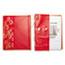 Charles Leonard, Inc. Varicap6 Expandable 1 To 6 Post Binder, 11 x 8-1/2, Red Thumbnail 3