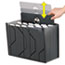 Pendaflex® Sliding Cover Expanding File, 13 Pockets, 1/6 Tab, Letter, Black Thumbnail 5