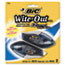 "BIC® Wite-Out EZ Correct Grip Correction Tape, NonRefill, 1/6"" x 402"", 2/Pk Thumbnail 1"