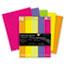 "Astrobrights® Colored Cardstock, 8 1/2"" x 11"", 24 lb./89 gsm., Happy 5-Color Assortment, 250/PK Thumbnail 1"