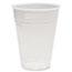 Boardwalk® Translucent Plastic Cold Cups, 10oz, Polypropylene, 100/Pack Thumbnail 1