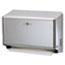 San Jamar® Mini C-Fold/Multifold Towel Dispenser, Chrome, 11 1/8 x 3 7/8 x 7 7/8 Thumbnail 1