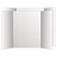 Eco Brites 2 Cool Colors Project  Board, 36 x 48, White/White, 6/Carton Thumbnail 1