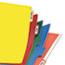 Avery® Heavy-Duty Plastic Dividers, 8-Tab Set, Multicolor Thumbnail 2