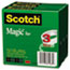 "Scotch™ Magic Tape Refill, 1"" x 2592"", 3"" Core, 3/Pack Thumbnail 3"