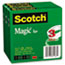 "Scotch™ Magic Tape Refill, 1"" x 2592"", 3"" Core, 3/Pack Thumbnail 5"