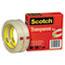 """Scotch™ Transparent Tape 600 2P12 72, 1/2"""" x 2592"""", 3"""" Core, Transparent, 2/Pack Thumbnail 6"""