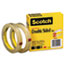 """Scotch™ 665 Double-Sided Tape, 1/2"""" x 1296"""", 3"""" Core, Transparent, 2/Pack Thumbnail 5"""