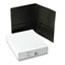 Avery® Two-Pocket Folders, Embossed Paper, Black, 25/BX Thumbnail 2
