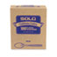 SOLO® Cup Company Sweetheart Guildware Polystyrene Teaspoons, Champagne, 100/Box Thumbnail 3