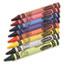 Crayola® Jumbo, 8 Colors, Crayon Classpack, 200/ST Thumbnail 2