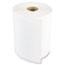 "Boardwalk® Hardwound Paper Towels, 1-Ply, 8"" x 600ft, White, 2"" Core, 12 Rolls/Carton Thumbnail 1"