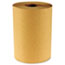 Boardwalk® Hardwound Paper Towels, Nonperforated 1-Ply Natural, 800 ft, 6 Rolls/Carton Thumbnail 4