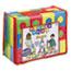 Chenille Kraft® WonderFoam Blocks, Assorted Colors, 68/Pack Thumbnail 2