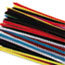 """Chenille Kraft® Regular Stems, 6"""" x 4mm, Metal Wire, Polyester, Assorted, 100/Pack Thumbnail 3"""