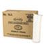 Dart® Lids, Plastic, Vented, 10 oz., White, 1000/Carton Thumbnail 2