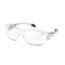Crews® Law Over the Glasses Safety Glasses, Clear Anti-Fog Lens Thumbnail 1
