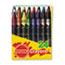 Prang® Crayons Made with Soy, 24 Colors/Box Thumbnail 1