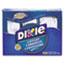 Dixie® Combo Pack, Tray/White Plastic Utensils, 56 Forks, 56 Knives, 56 Spoons, 6 Packs Thumbnail 1