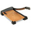 """X-ACTO® Heavy-Duty Wood Base Guillotine Trimmer, 15 Sheets, 12"""" x 18"""" Thumbnail 1"""