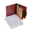 Pendaflex® Six-Section Pressboard Folders, Letter, Red, 10/Box Thumbnail 2