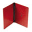 """Oxford™ PressGuard Coated Report Cover, Prong Clip, Letter, 3"""" Capacity, Red Thumbnail 1"""