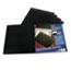 Oxford™ Certificate Holder, 11 1/4 x 8 3/4, Black, 5/Pack Thumbnail 2