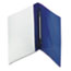 """Oxford™ PressLock Report Cover, Prong Clip, Letter, 1/2"""" Capacity, Clear/Blue, 25/Box Thumbnail 1"""
