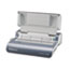 Fellowes® Quasar Comb Binding System, 500 Sheets, 16 7/8 x 15 3/8 x 5 1/8, Metallic Gray Thumbnail 2