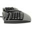 Fellowes® Ergonomic Split-Design Keyboard w/Antimicrobial Protection, 105 Keys, Black Thumbnail 3