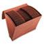 Pendaflex® Heavy-Duty Expanding File, 21 Pockets, 1/3 Tab, Letter, Brown Thumbnail 2