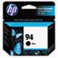 HP 94 Ink Cartridge, Black (C8765WN) Thumbnail 1