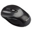Innovera® Wireless Optical Mouse with Micro USB, 2.4 GHz Frequency/32 ft Wireless Range, Gray/Black Thumbnail 1