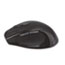 Innovera® Wireless Optical Mouse with Micro USB, 2.4 GHz Frequency/32 ft Wireless Range, Gray/Black Thumbnail 3
