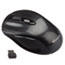 Innovera® Wireless Optical Mouse with Micro USB, 2.4 GHz Frequency/32 ft Wireless Range, Gray/Black Thumbnail 5