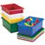 Jonti-Craft Cubbie Trays, 8-5/8w x 13-1/2d x 5-1/4h, Red Thumbnail 1