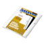 "Legal Tabs 90000 Series Legal Exhibit Index Dividers, 1/10 Cut Tab, ""Exhibit D"", 25/Pack Thumbnail 2"