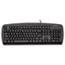 Kensington® Comfort Type USB Keyboard, 104 Keys, Black Thumbnail 1